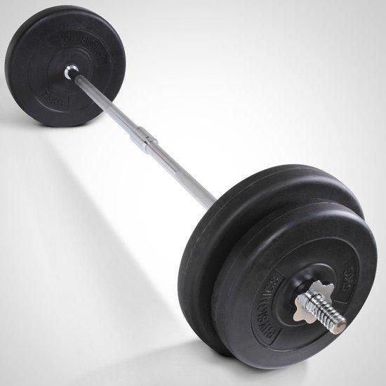 Goede bol.com   Halterstang met gewichten 30 kg ZC-59