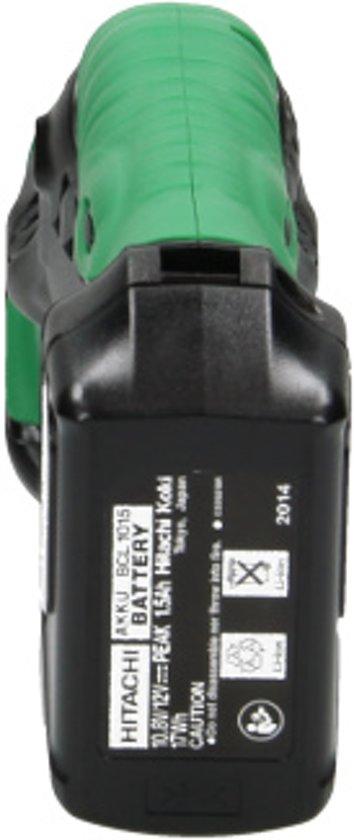 Hitachi CJ10DL(WC) Accu minizaag