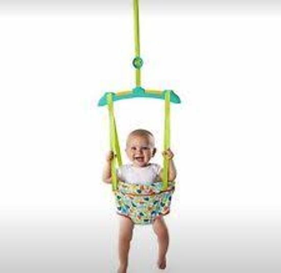 Deur Schommel Baby.Bol Com Bounce And Play Bouncer Circus Friends Deur Bouncer