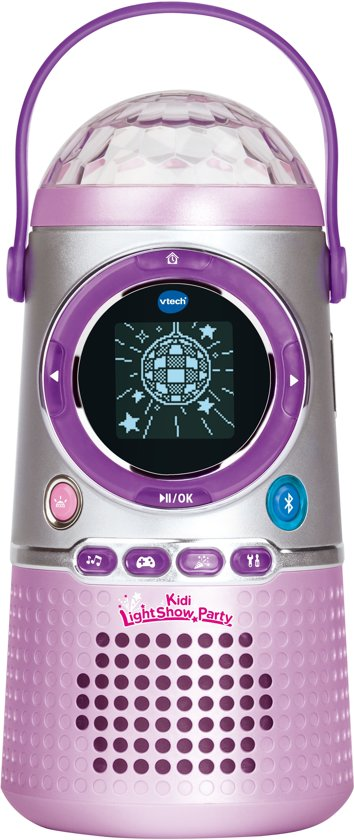 VTech Kidi Lightshow Party - Karaokeset
