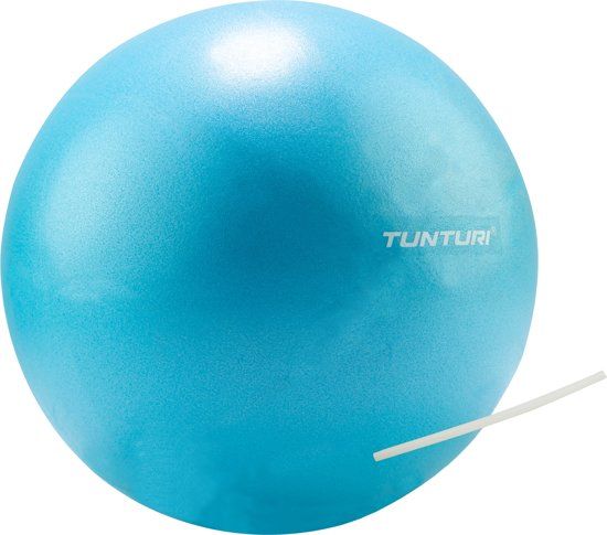 Tunturi  Fitnessbal - Gymball - Ø 25 cm - Blauw