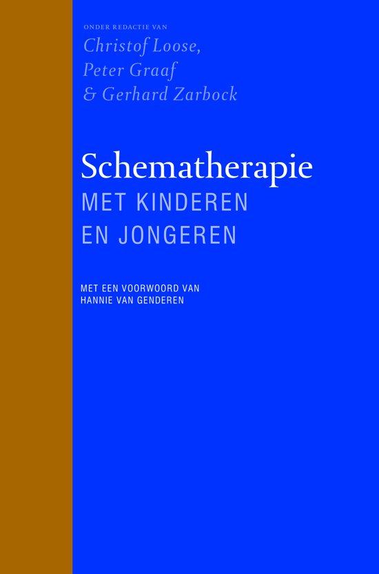 Boek cover Schematherapie met kinderen en jongeren van Christof Loose (Paperback)