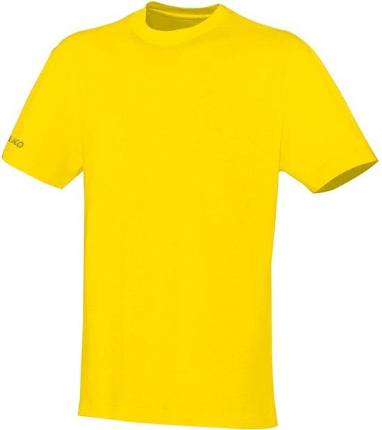 Jako Team T-Shirt - Voetbalshirts  - geel - L
