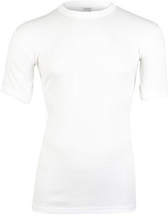 Beeren heren Thermo shirt korte mouw 12-240 wit-XL (7)