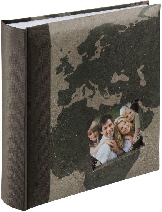Hama Lucera wereldkaart 10x15 200 foto's insteek/memo 2625
