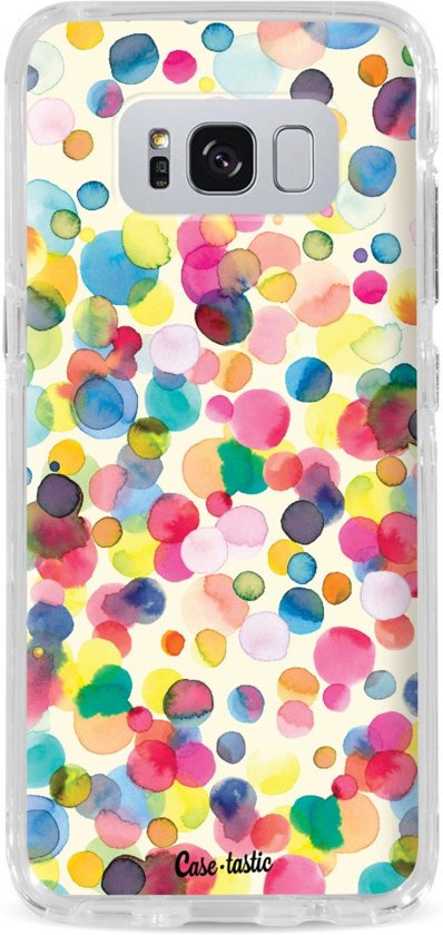 Casetastic Hard Case Samsung Galaxy S8 Plus - Watercolor Confetti
