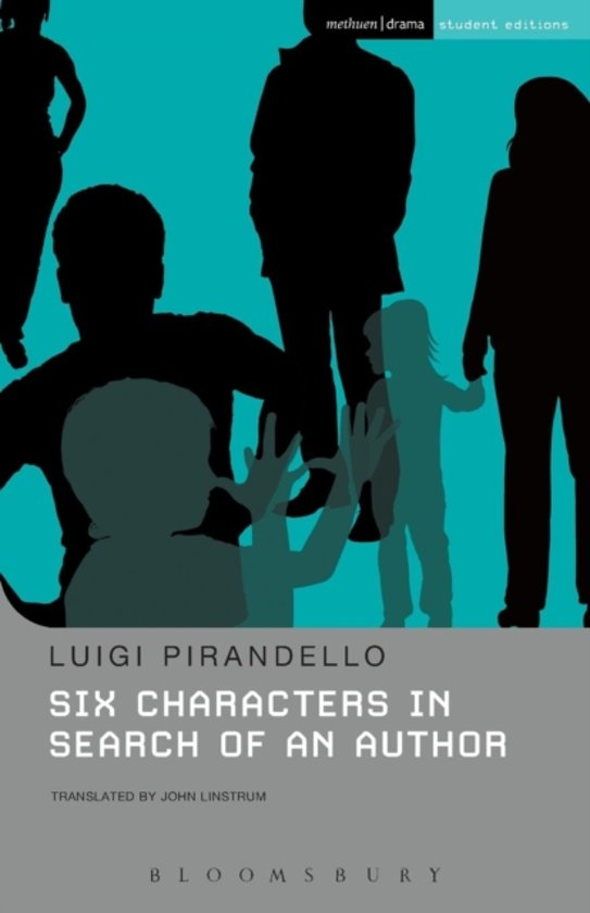 essays on six characters in search of an author Keywords: six characters in search of an author analysis, six characters in search of an author meaning father explains that as their author unjustly denied them stage-life and its immortality, they bring their drama to the company.