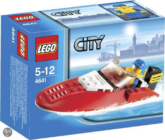 LEGO City Speedboot - 4641