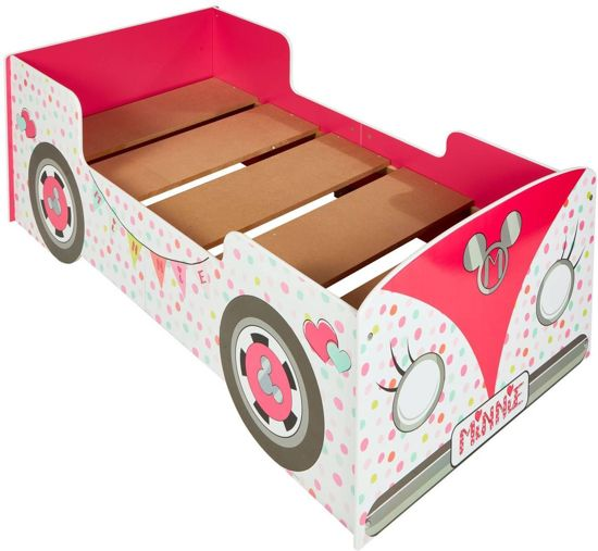 Disney Minnie Mouse Camper Bed