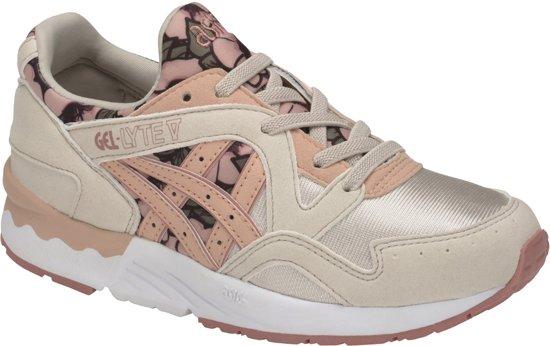 a480f7cd45f bol.com   Asics Gel-Lyte V PS C540N-0217, Vrouwen, Beige, Sneakers ...