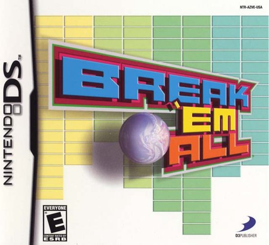 Break'em All /NDS
