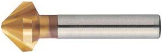 Kopverzinkboor HSS TiN DIN 335-C 4,3mm, 90° FORMAT