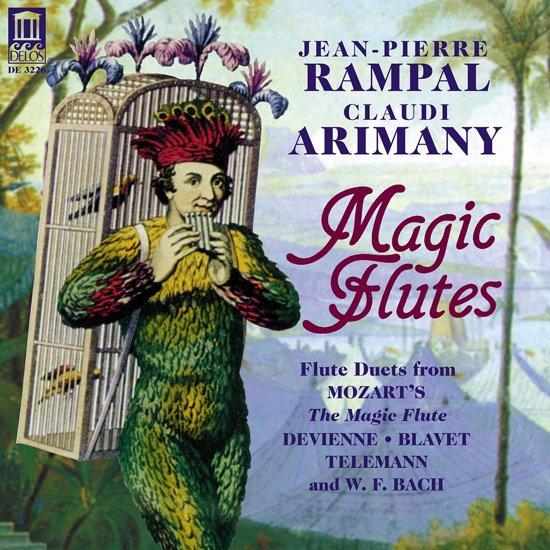 Magic Flutes / Jean-Pierre Rampal, Claudi Arimany