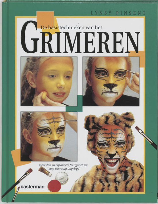 Extreem bol.com | De basistechnieken van het grimeren, L. Pinsent  #VV65