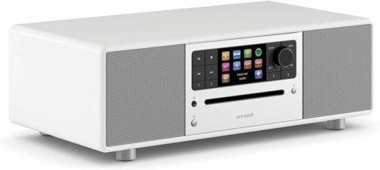 Sonoro Prestige - Internet Radio - Smart Radio - Zilver