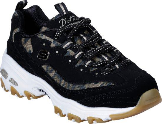 Sneakers laag 'D'LITES QUICK LEOPARD