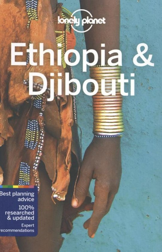 Lonely Planet reisgids Djibouti