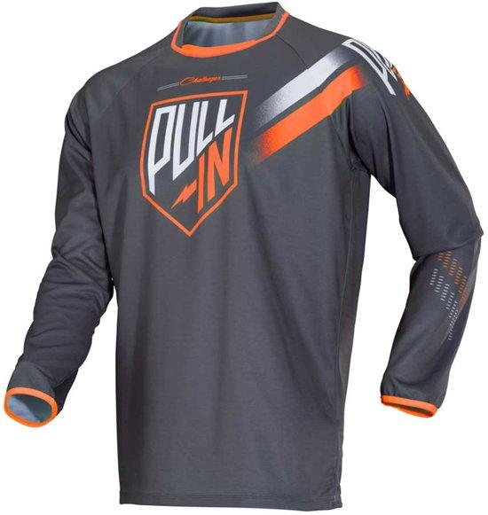Pull orange in Grey Crossshirt Challenger xxl UzpSLMqVG
