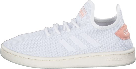 Sneakers Court Witte Adidas Slip Adapt on 0PwknO