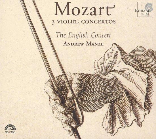 3 Violin Concertos