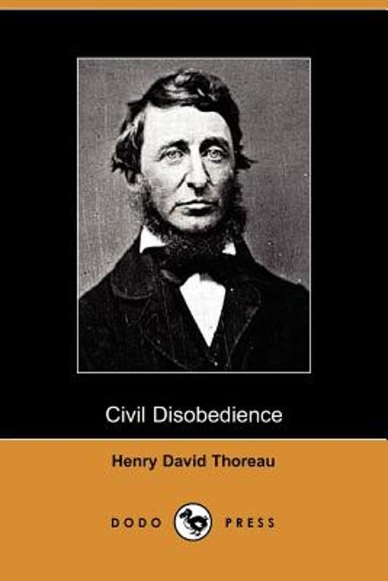 similes in thoreaus civil disobedience Civil disobedience covers several topics, and thoreau intersperses poetry and social commentary throughout for purposes of clarity and readability, the essay has been divided into three sections here, though thoreau himself made no such divisions.