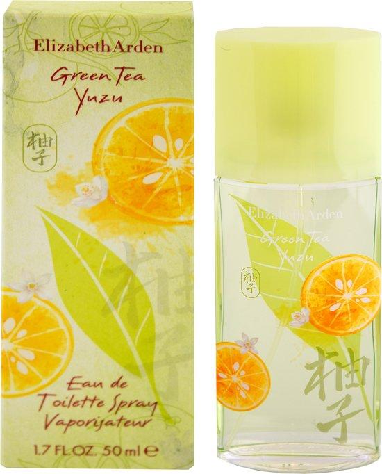 Elizabeth Arden Green Tea Yuzu - 50 ml - Eau de toilette
