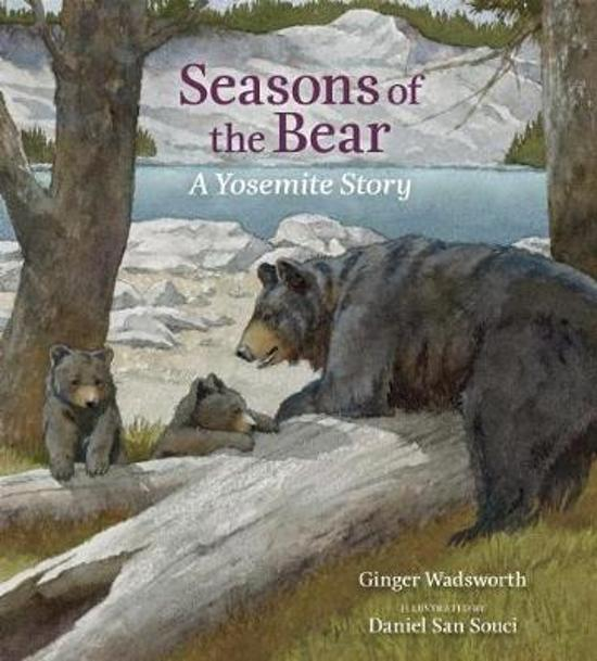 Boek cover Seasons of the Bear van Ginger Wadsworth (Onbekend)