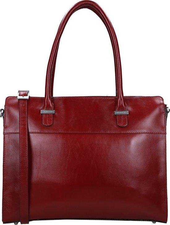 18038 Ferrici Claudio Red Classico Businessbag f6gI7mYbyv