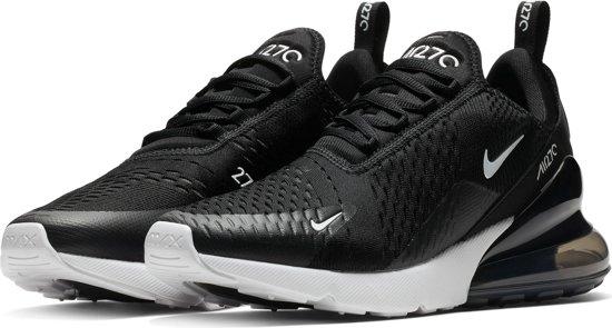 Nike Air Max 270 Sneaker Dames Sneakers Maat 40.5 Vrouwen zwartwit
