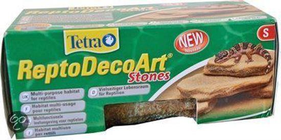 TETRA Terrarium Tetra decoart reptostone - m