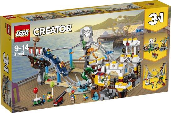 LEGO Creator Piratenachtbaan - 31084