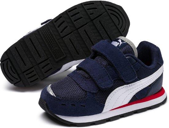 8cef7eea045 PUMA Smash V2 Sd V Ps Sneakers Kinderen Peach Bud / Puma White - Maat 33