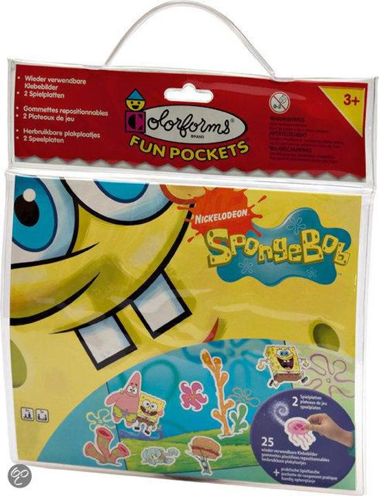 Spongebob Funpocket
