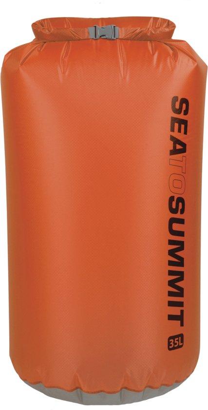 Sea to Summit Ultra-Sil Dry Sack - Drybags - Waterdichte zak - 35L - Oranje