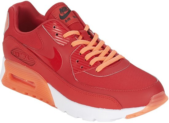 best service ae4a0 4c0f2 Nike Air Max 90 Ultra Sneakers Dames Rood Maat 40