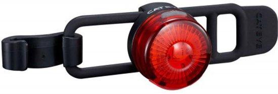Cateye Rapid 3 - Achterlicht Fiets - LED - Rood