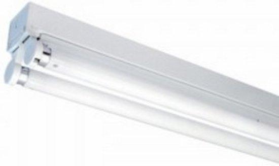 bol.com   Opbouw TL-armatuur voor 2 x LED tl-buizen 1500mm lengte ...