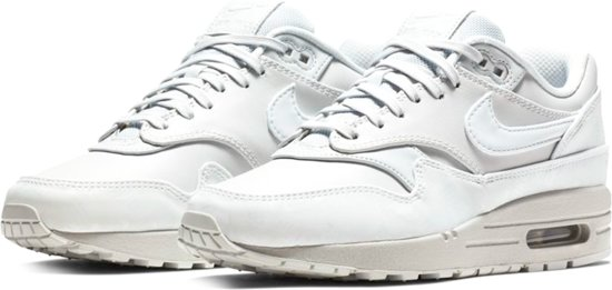 | Nike Air Max 1 Premium Sneakers Wit Unisex