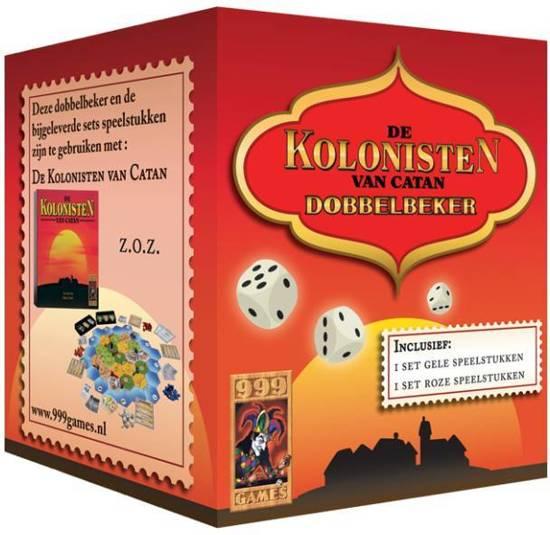 Afbeelding van het spel De Kolonisten van Catan - Dobbelbeker