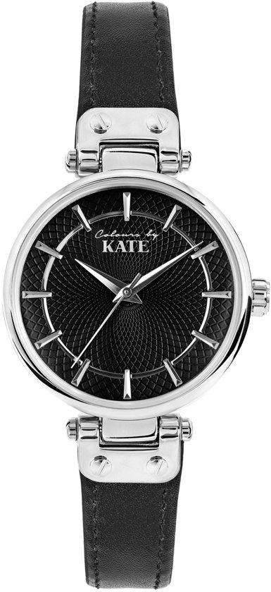 Lucardi Colours by Kate -Horloge - Zwart