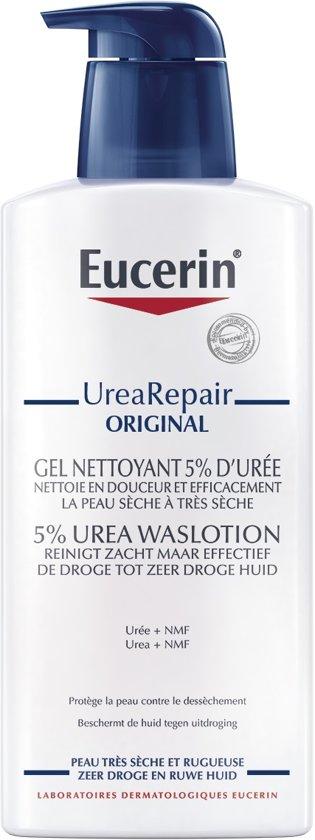 Eucerin UreaRepair Waslotion 5% Urea - 400 ml - Lichaamsreiniging