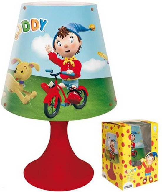Decofun Table Light Noddy doorsnee 16cm en 30cm hoog