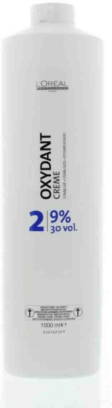 L'Oreal Oxydant Creme 1000 ml- oxidatie 30 vol.
