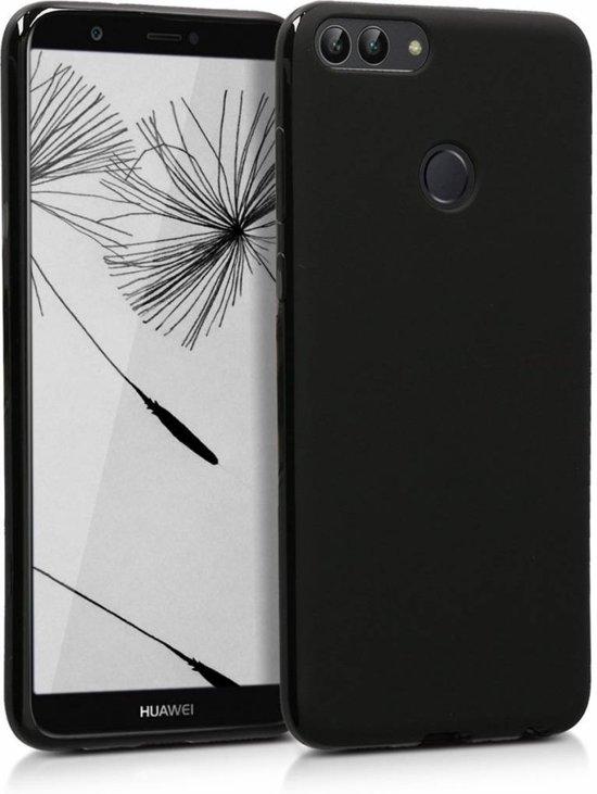 Noir Boîtier Flip Tpu Pour Le P Intelligent Huawei we5RK