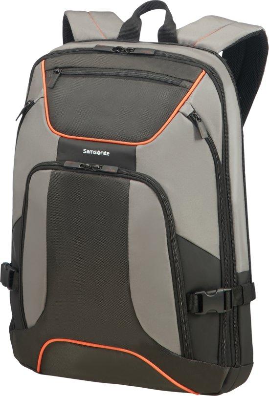 a76cfc2e91f bol.com | Samsonite Kleur - Laptop Rugzak / 17.3 inch / Grijs