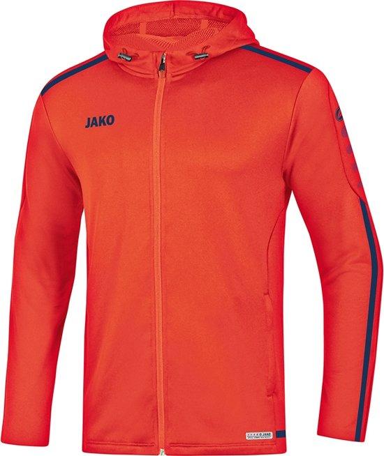 Jako Striker 2.0 Dames Trainingsjack - Jassen  - rood - 36