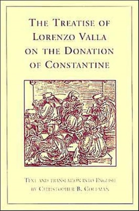 an examination of the donation of constantine as the most important forgery in history Eboracum catania the document was considered the best-known and most important forgery of the the forgery of the alleged donation of constantine).