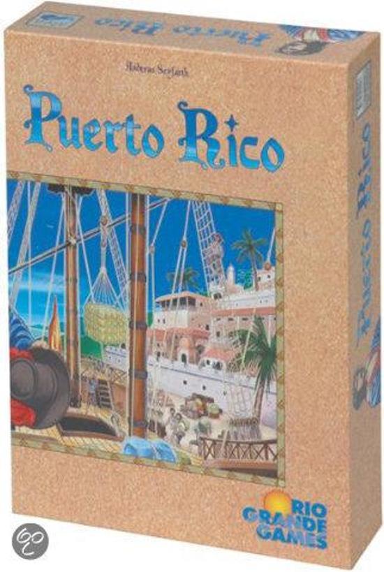 Afbeelding van het spel Puerto Rico