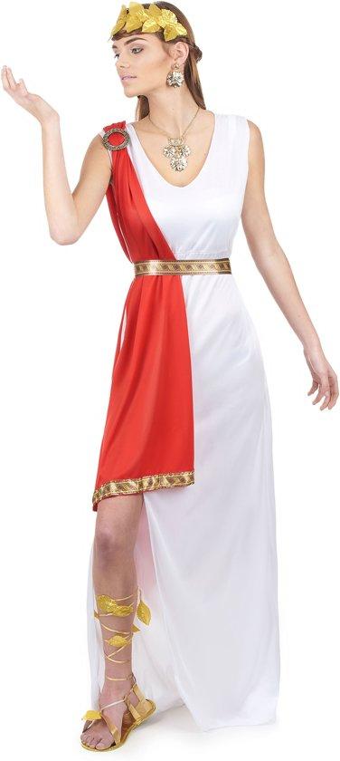 ec7405405c338b Kostuum van een Romeinse godin voor dames - Verkleedkleding - XL
