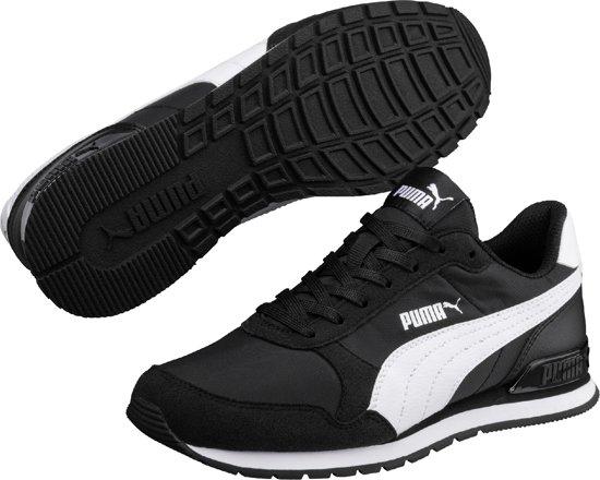 Runner Sneakers Maat Meisjes Zwart Puma 38 V2 Jr St Nl qwtUB6FU